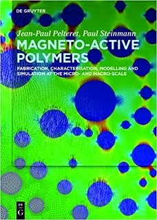 "Towards entry ""Magneto-Actice Polymers has been published!"""
